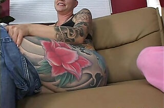 Teeny fucked by tattooed mom