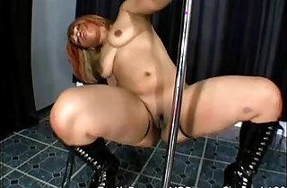 Stripper Alizay Shakes Her Big Ass