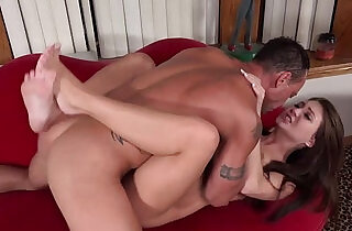Jojo Kiss foot fetish
