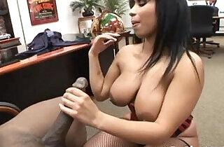Black babe porn casting