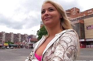 Amateur slut fucked in exchange for some money