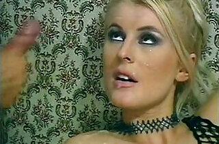 Sandra Russo Facial cumshot Compilation