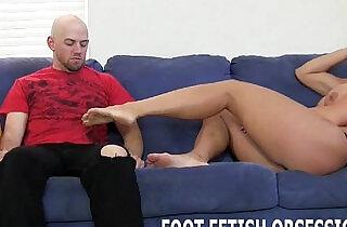 How do my sexy Asian feet taste