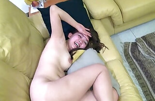 Funny hot, cute asian sex video blooper