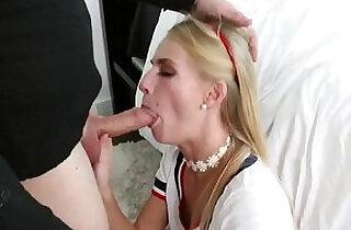 Teenage seduction and russian feet tickle The Bad News Stepbro