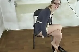 What is her name? You lock my toilet and put me through crossed legs desperation