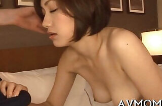 Slutty mom with love button and vibrator