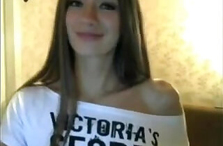 Most Beautiful Girl Ever on Cam, Dancing Naked