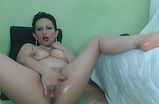 Franchezka big masturbation toy sex and stripper