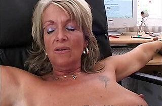 Mature Blonde Fucks An Applicant