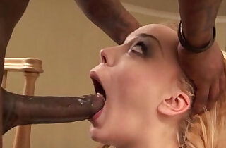 Annette Schwarz White Wife Black huge Cock