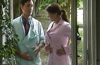 Sandra Brust in Die Anmacherinnen. Threesome sex with Conny Dachs....By Saamba