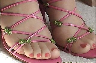 Shoe Size Footjob