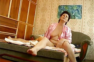 Russian with young boy hiddencam