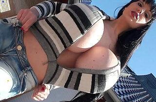 Penelope Black Diamond sexy in the sun HELO Sandale Vintage