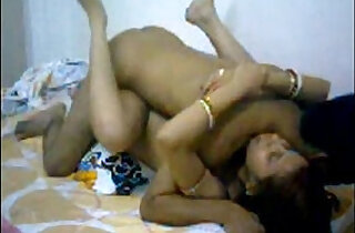 bhabhi trying to conceive a baby in missionary position
