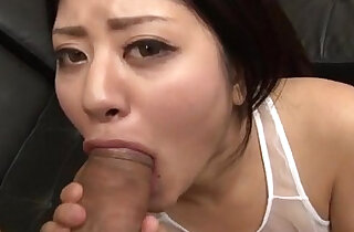 Mind blowing oral with Konatsu Hinata