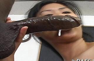 Homemade interracial tube