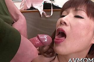 Slut mother i would like to fuck deepthroats weenie and balls