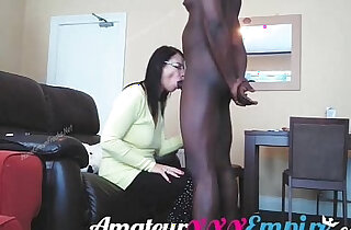 Milf a big black mamba cock