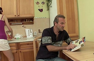 My Stepdad Gets To Fuck Me In A Beautiful Relaxing Day